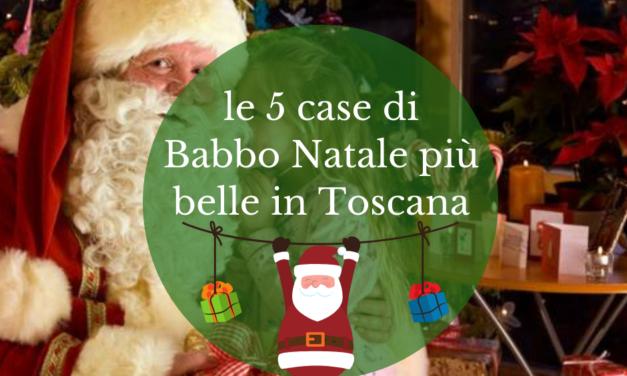 Le più belle case di Babbo Natale in Toscana per il Natale 2018