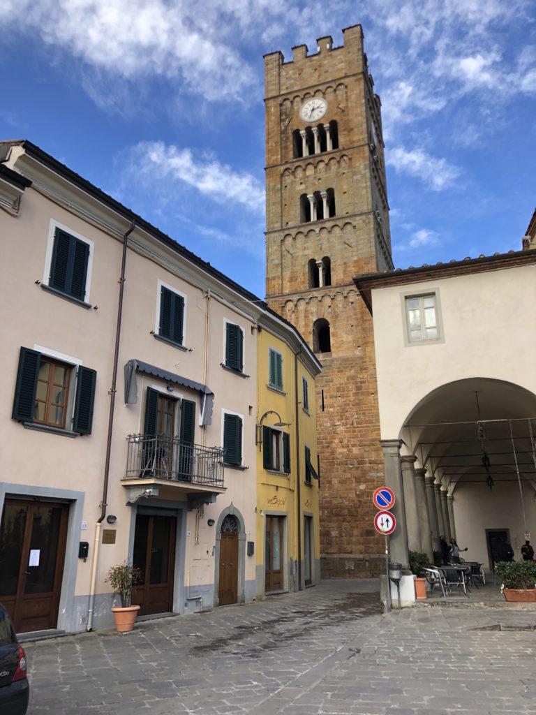 torre campanile di Altopascio