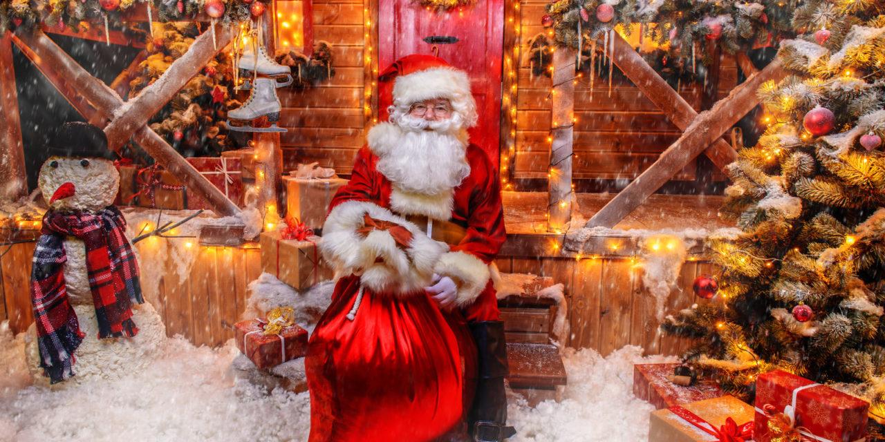 Andare Da Babbo Natale.Le Case Di Babbo Natale In Toscana Da Visitare Con I Bambini